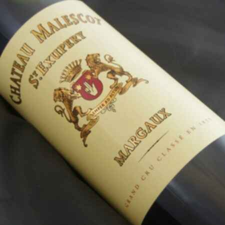 Chateau malescot st. exupery 1986