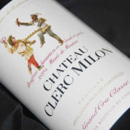 Chateau Clerc Milon 2007