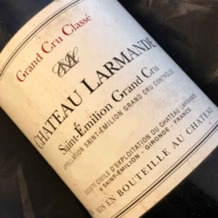 Chateau Larmande 1985