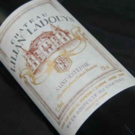 Chateau Lilian Ladouys 1998