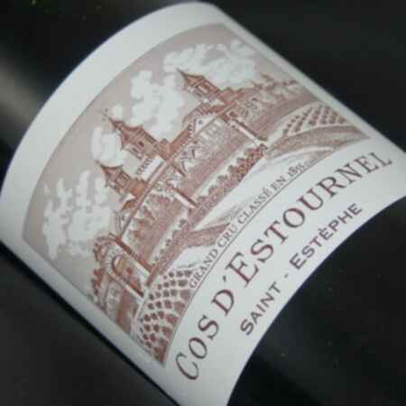 Chateau Cos D'estournel 2003