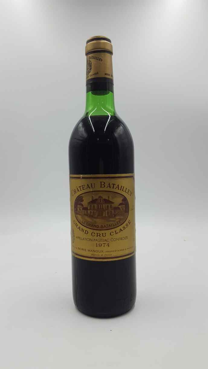 Chateau Batailley 1974