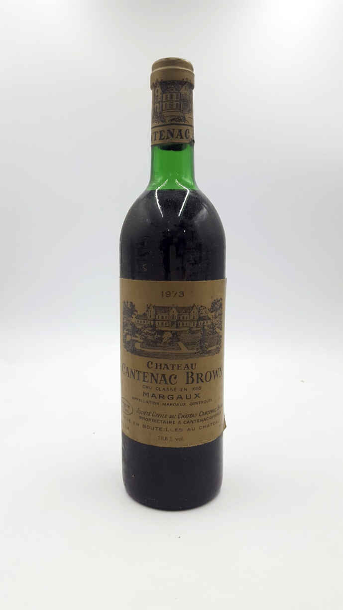 Chateau Cantenac Brown 1973