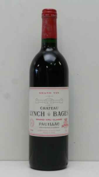 Chateau Lynch Bages 1984