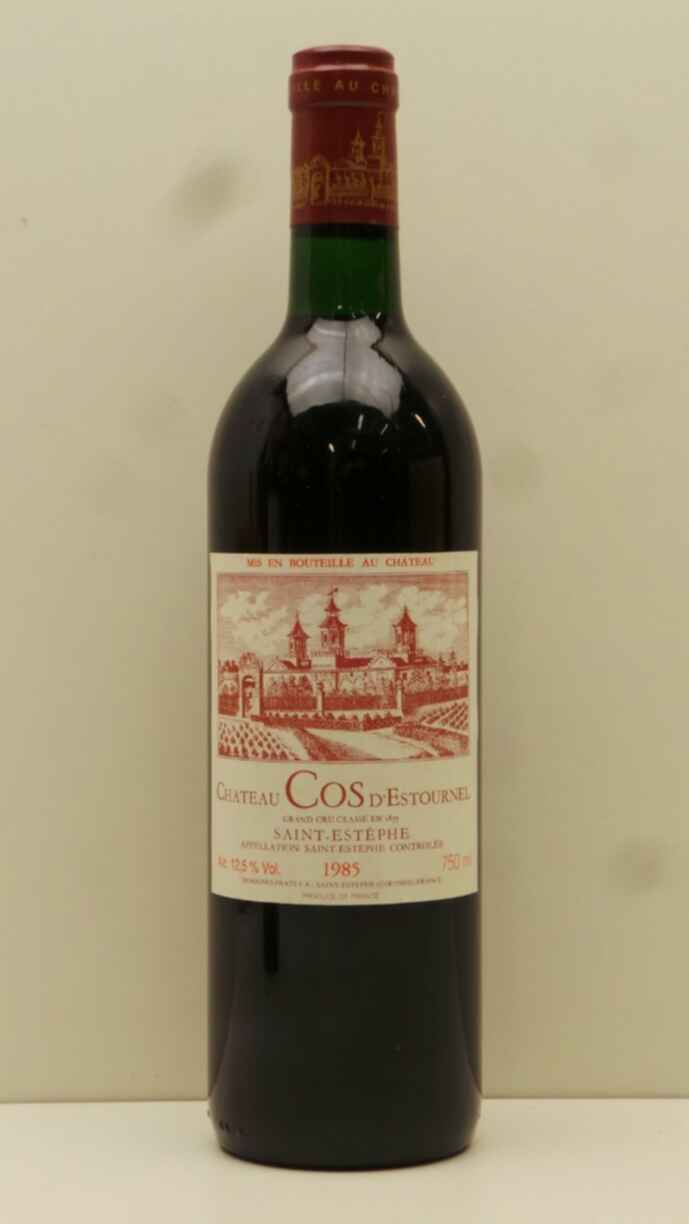 Chateau Cos D`estournel 1985