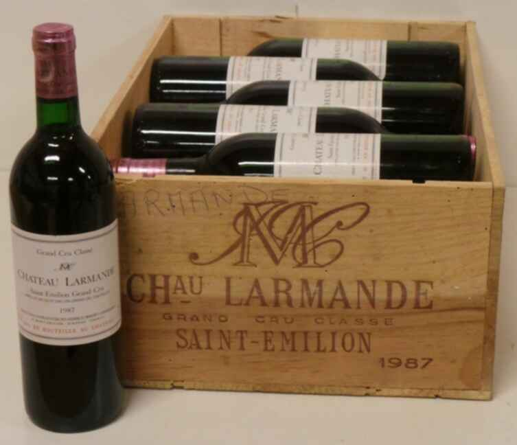 Chateau Larmande 1987