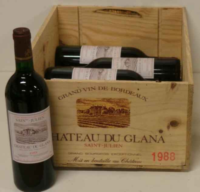 Chateau Du Glana 1988
