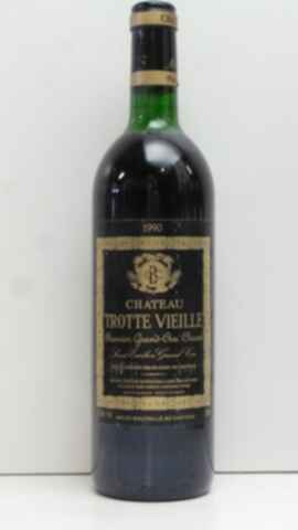 Chateau Trottevieille 1990