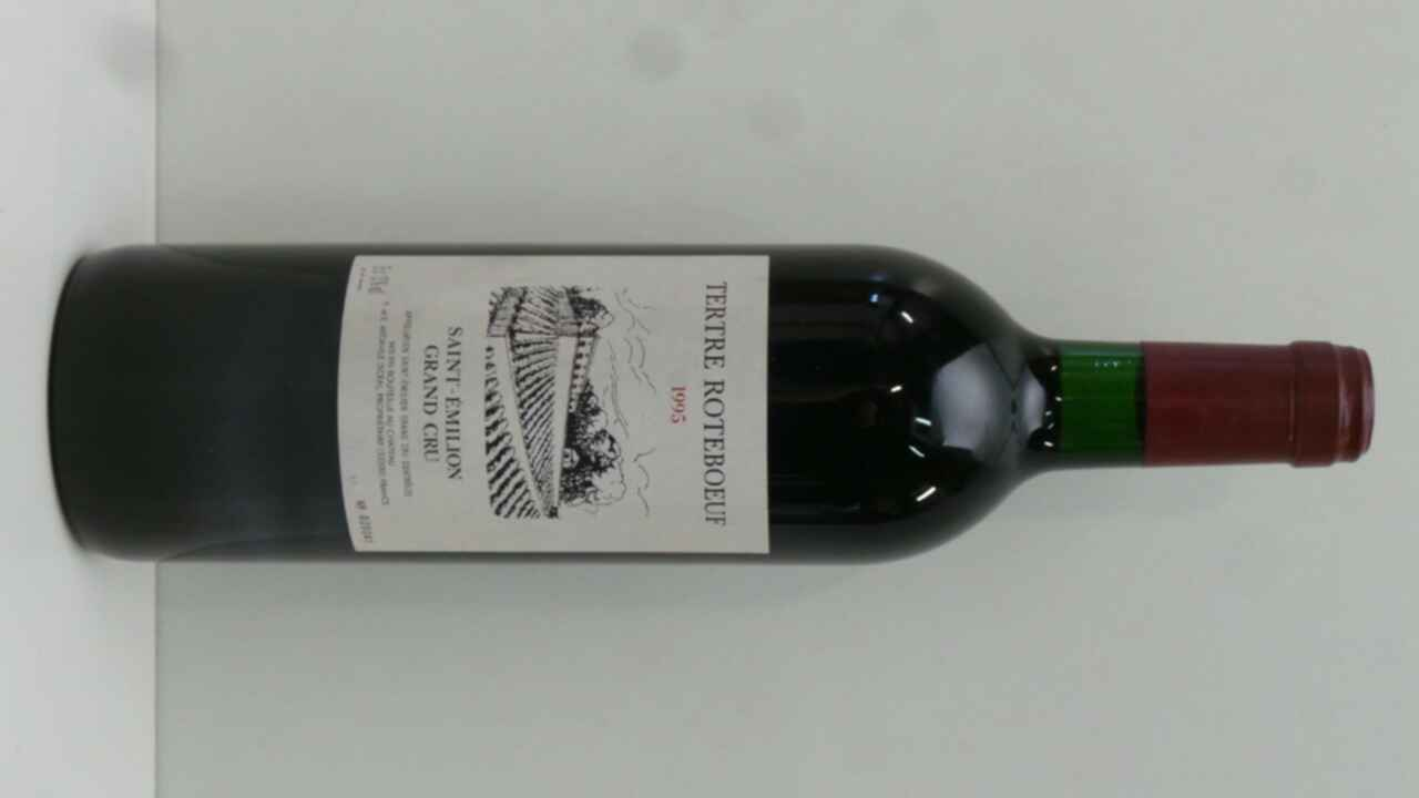 Chateau Tertre Roteboeuf 1995
