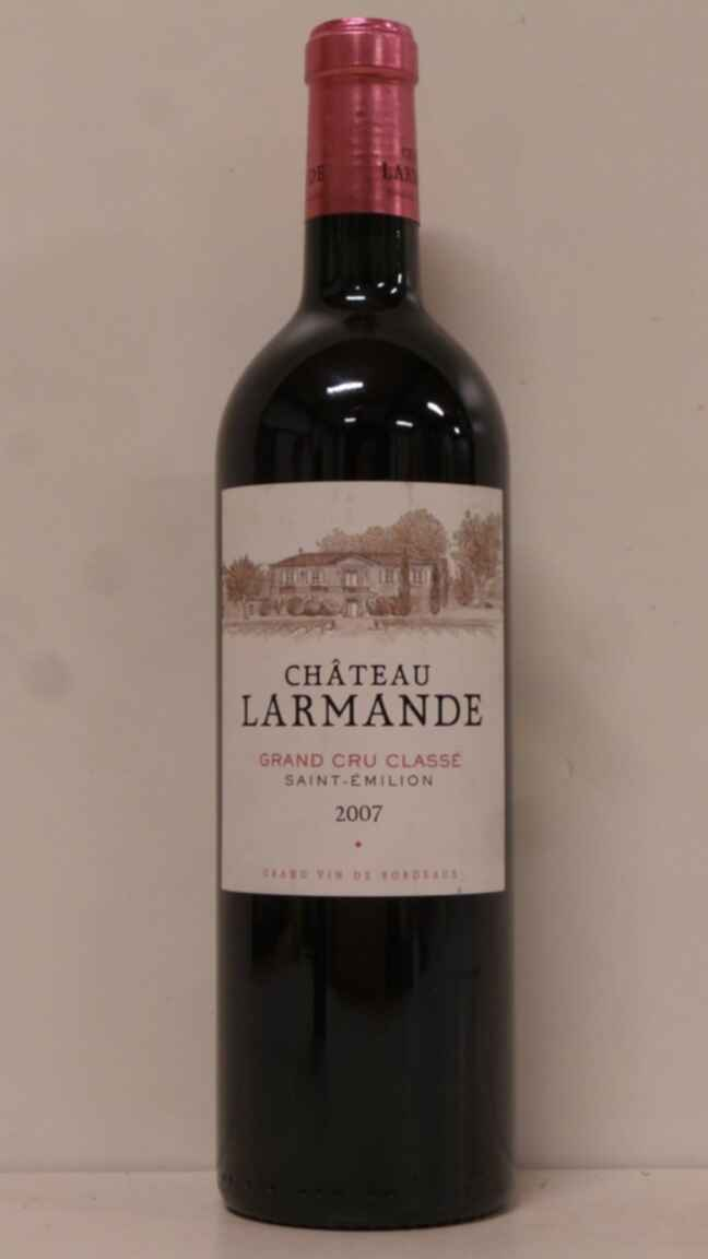 Chateau Larmande 2007