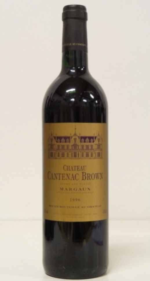 Chateau Cantenac Brown 1996