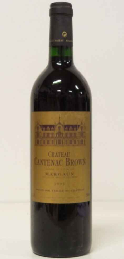 Chateau Cantenac Brown 1995