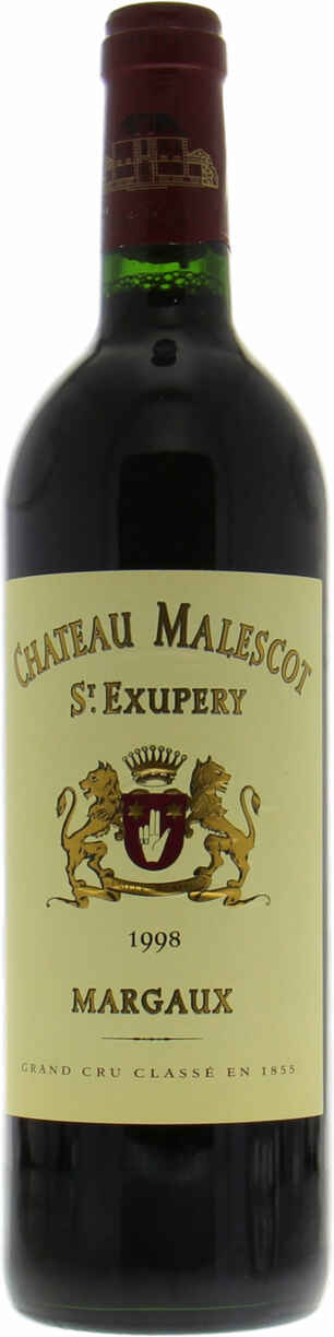 Chateau malescot st. exupery 1998