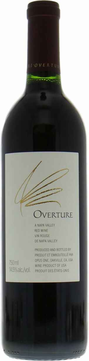 Opus One Overture Release 2016