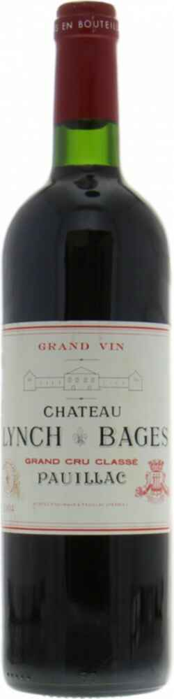 Chateau Lynch Bages 2004