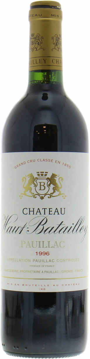 Chateau Haut-batailley 1996