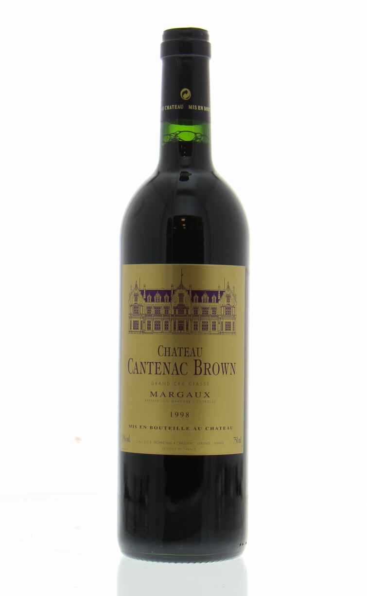 Chateau Cantenac-brown 1998