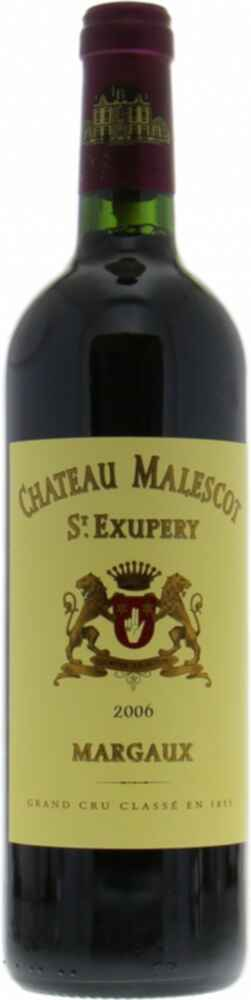 Chateau malescot st. exupery 2006