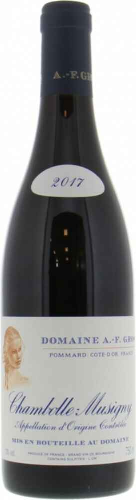 Af Gros  Chambolle Musigny 2017