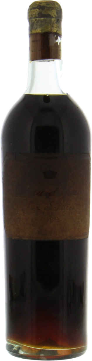 Chateau D'yquem  (amber High Shoulder) 1929