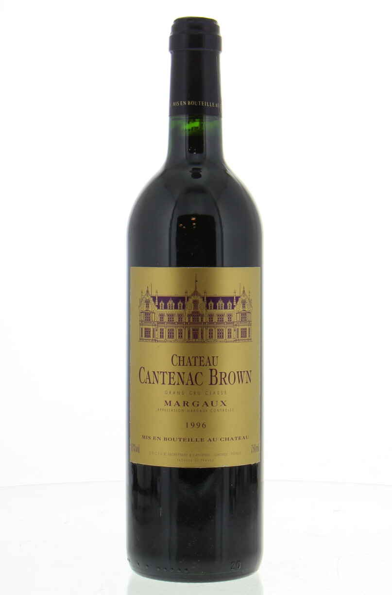 Chateau Cantenac-brown 1996