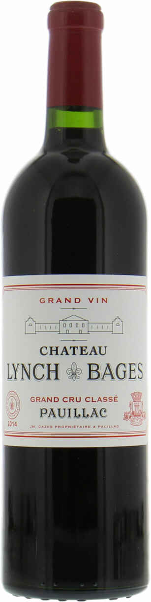 Chateau Lynch-bages 2014
