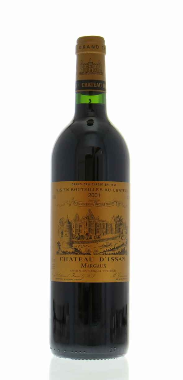 Chateau D'Issan 2001
