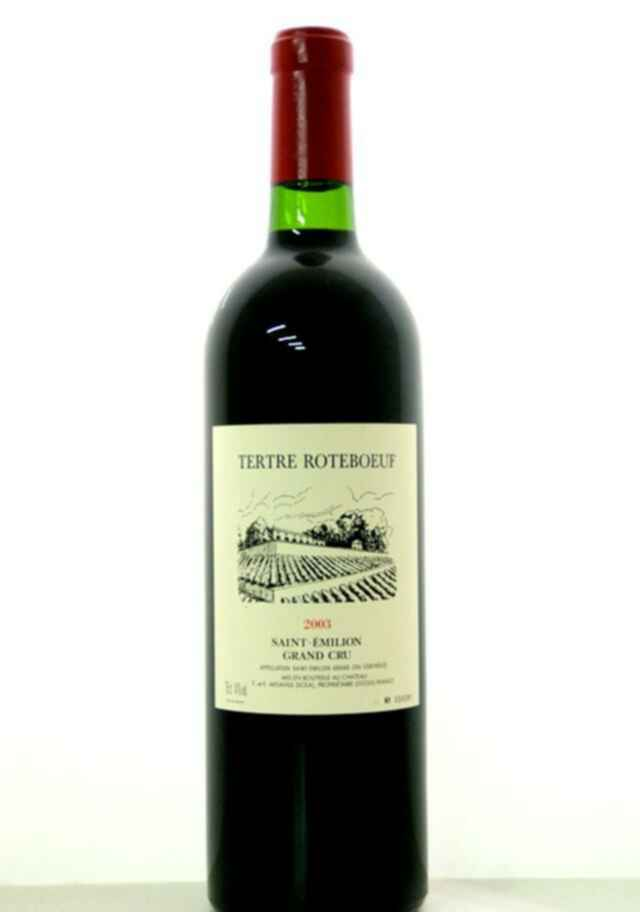 Chateau Tertre Roteboeuf 2003