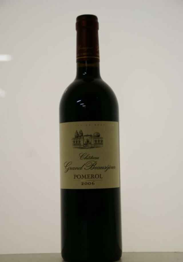 Chateau Grand Beausejour 2006