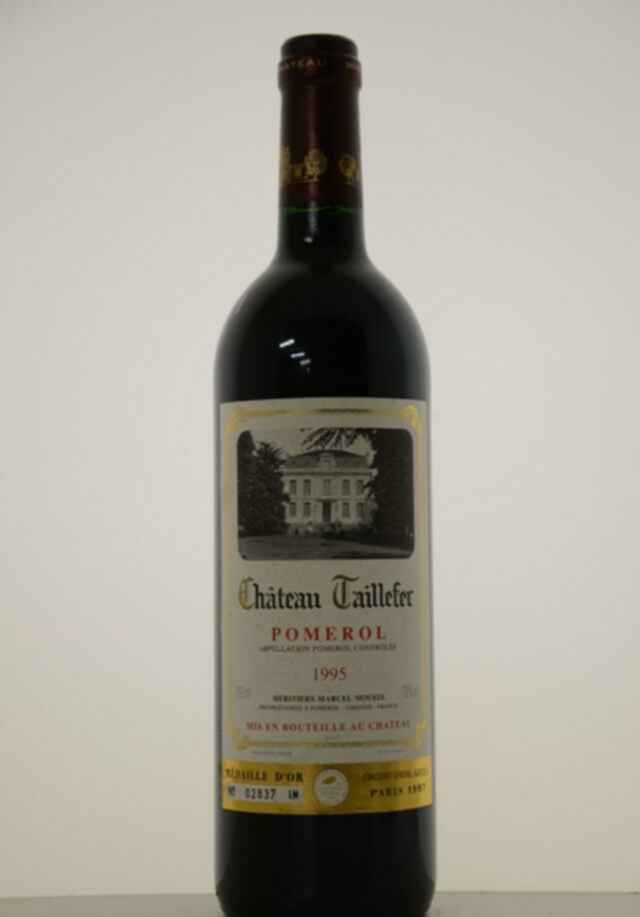Chateau Taillefer 1995