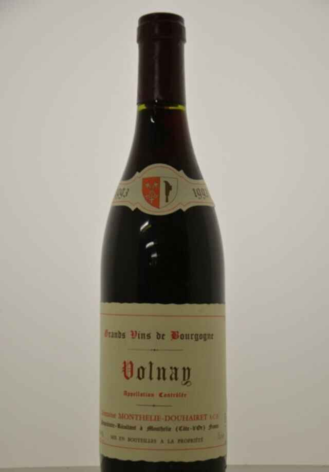 Monthelie Douhairet Volnay 1993