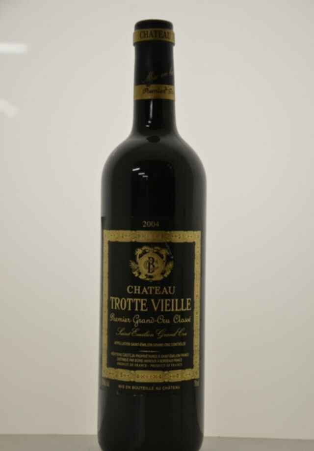 Chateau Trottevieille 2004