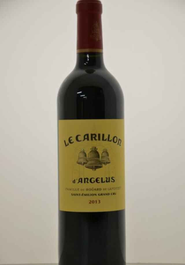 Chateau angelus Carillon D'angelus 2013