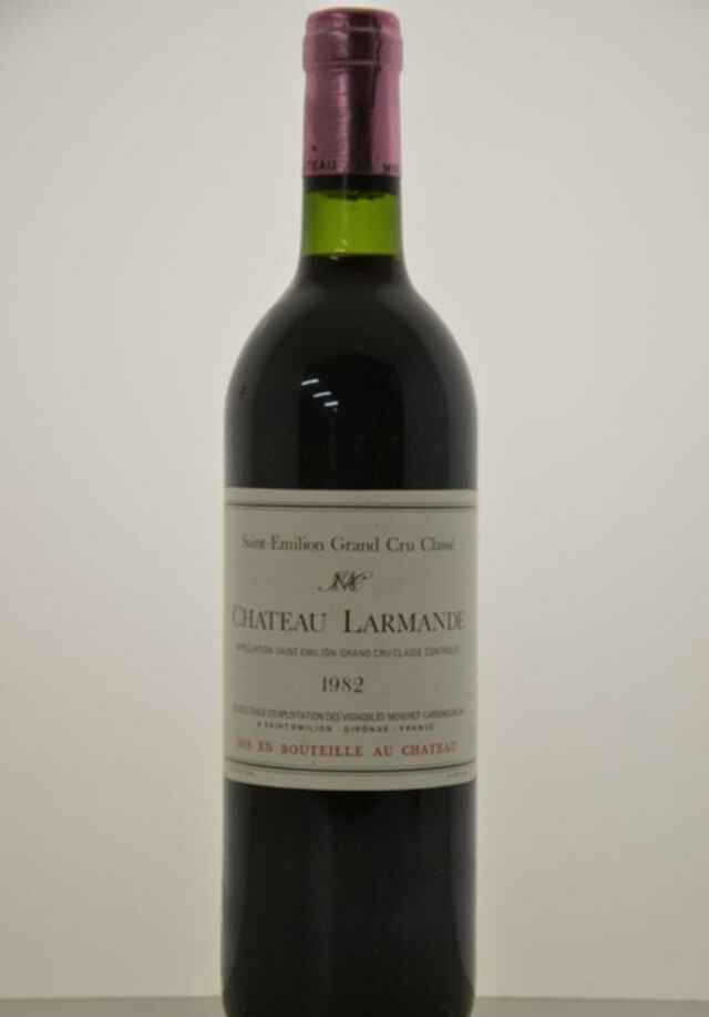 Chateau Larmande 1982