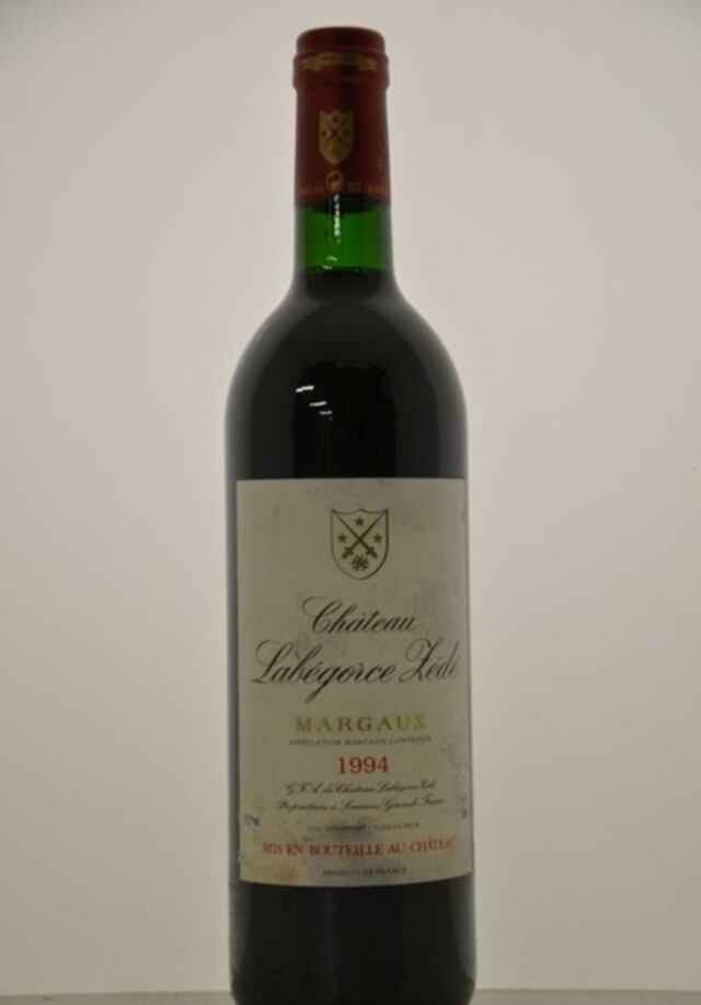 Chateau Labegorce Zede 1994