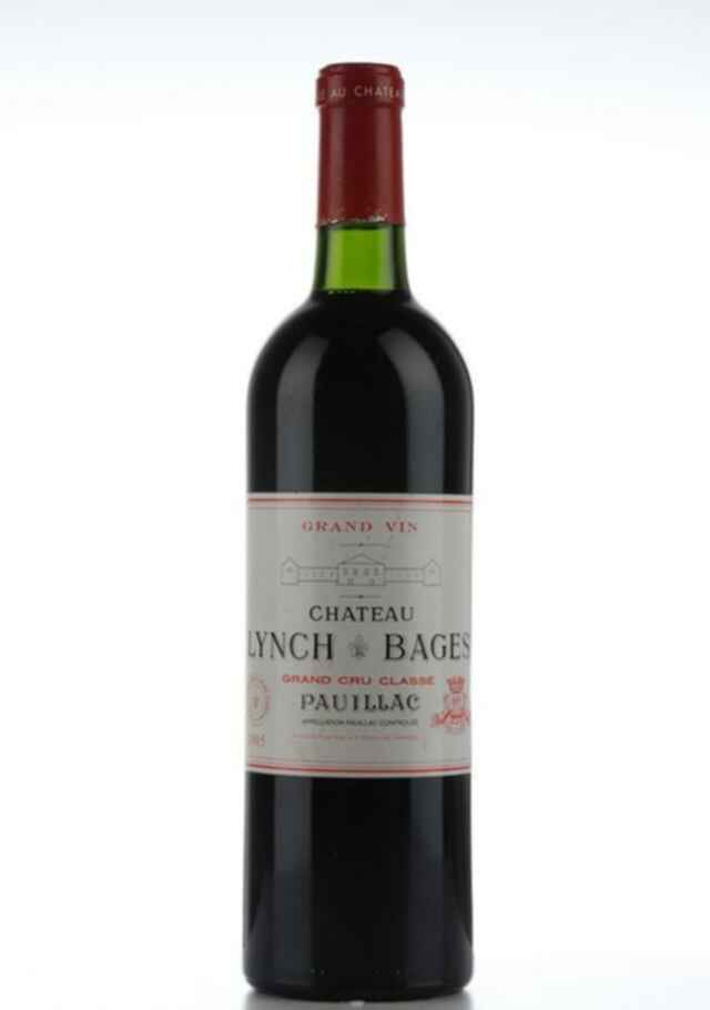 Chateau Lynch Bages 2005