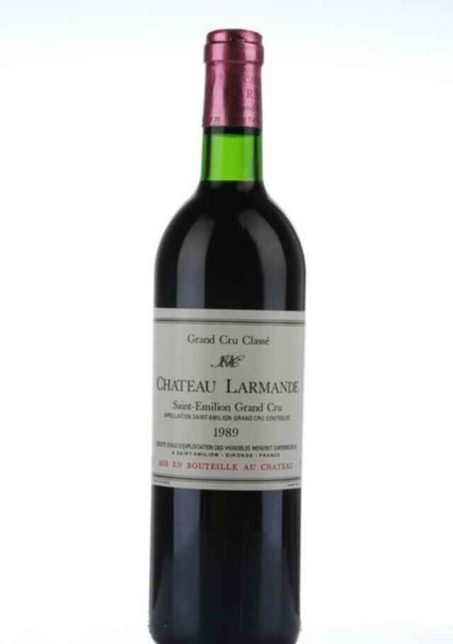 Chateau Larmande 1989