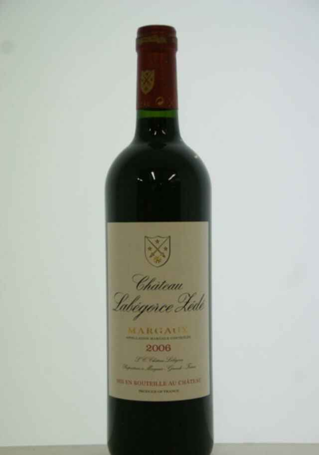 Chateau Labegorce Zede 2006