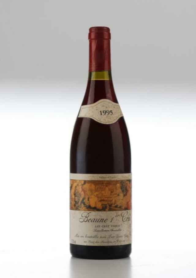 Guy Perez Beaune Cent Vignes 1995