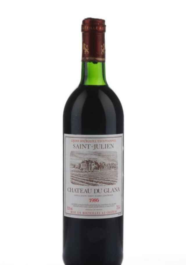 Chateau Du Glana 1986