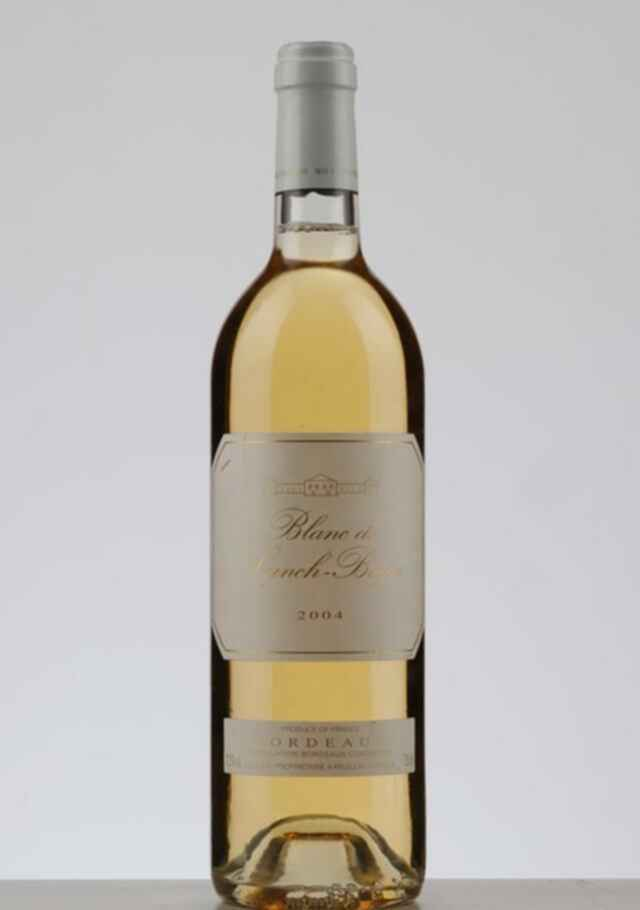 Chateau Lynch Bages Blanc  2004