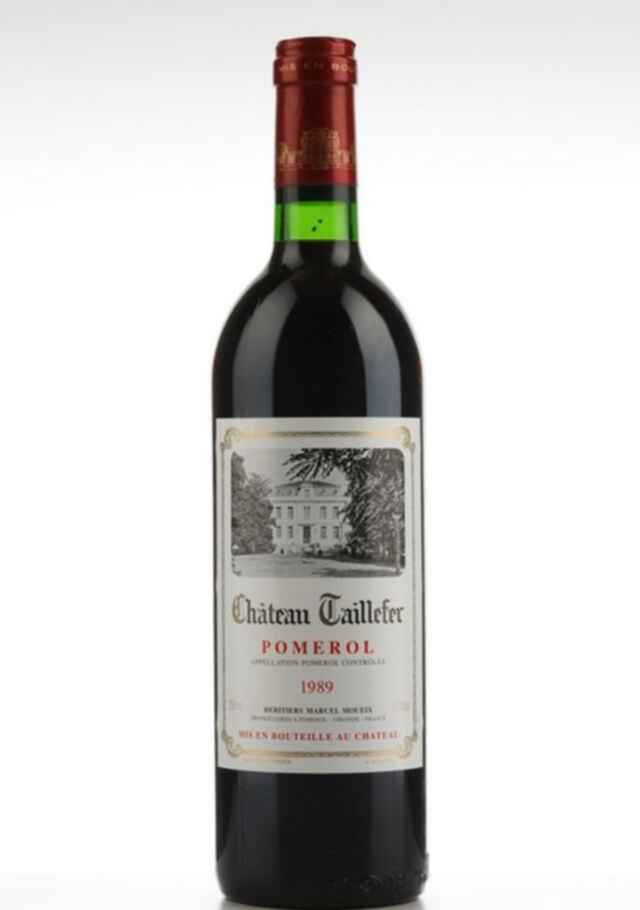 Chateau Taillefer 1989