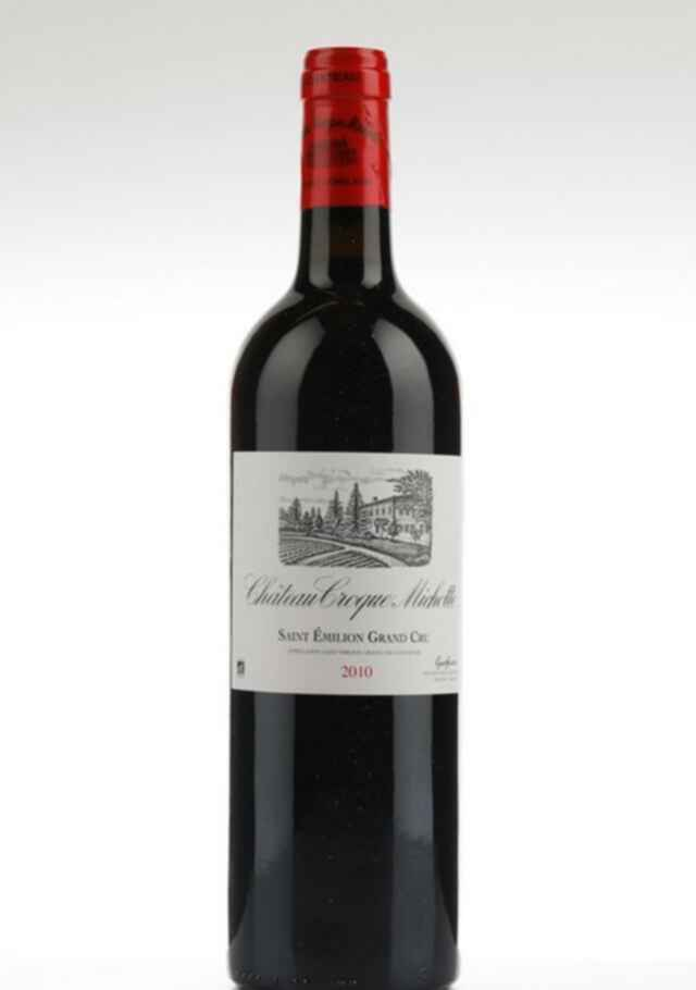 Chateau Croque Michotte 2010