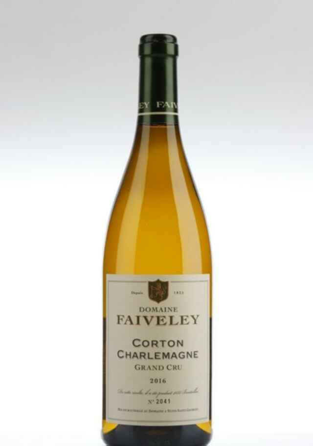 Faiveley Corton Charlemagne 2016