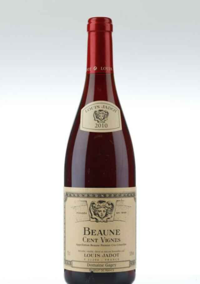 Louis Jadot Beaune Cent Vignes 2010