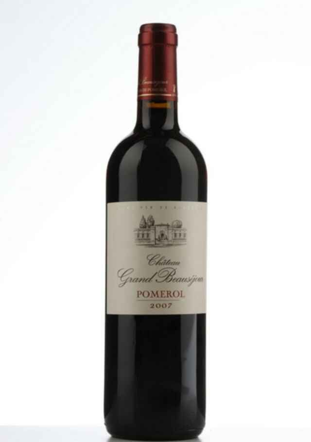 Chateau Grand Beausejour 2007