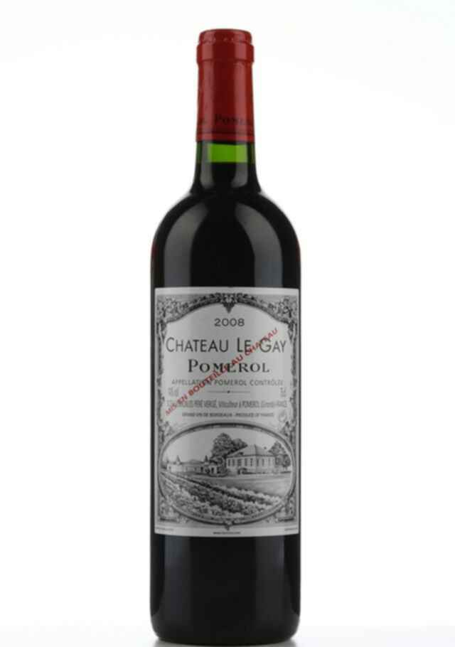 Chateau Le Gay 2008