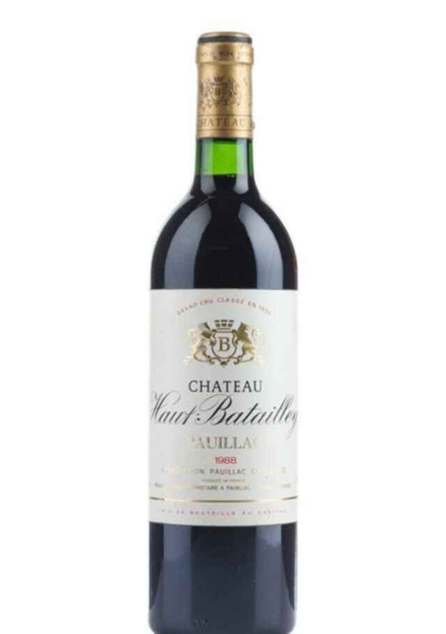Chateau Haut-batailley 1988