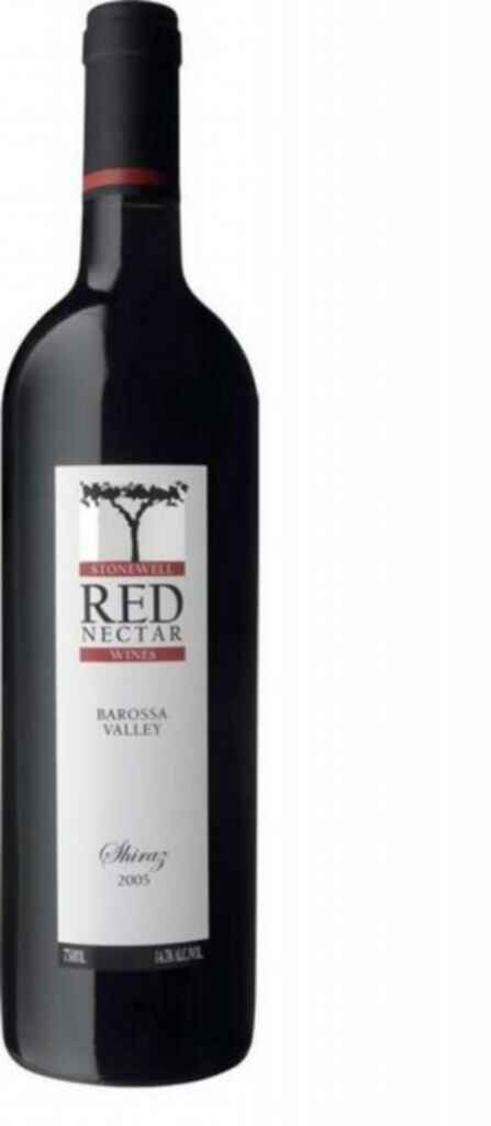 Red Nectar Wines Shiraz 2005