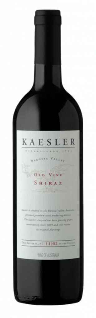Kaesler Vineyards & Winery Old Vine Shiraz 2001